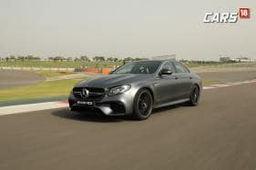 Mercedes-AMG E 63 S 4MATIC+ Launched in India for Rs 1.50 Crore