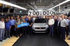 Volkswagen Rolls-Out 700,000th Passat From Chattanooga Plant in the U.S.