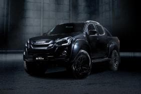 Isuzu D-Max V-Cross Artic Trucks Stealth Edition – Detailed Image Gallery
