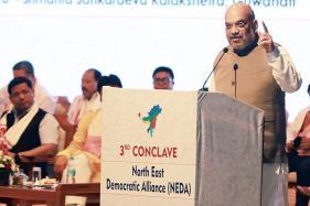 BJP Ending Corrupt 'Briefcase Politics', Amit Shah to North East Allies