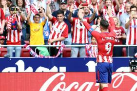 'Kid to a legend': Fernando Torres Bids Atletico Farewell With Two Goals