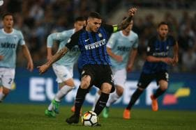 Inter Milan Come From Behind Against Lazio to Snatch Champions League Spot