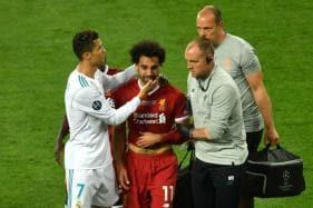 Hope for Salah as Angry Egyptians Snap at 'Ramos the Dog'