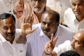 Kumaraswamy to Take Oath With 13 Political Heavyweights by His Side in Major Show of Unity