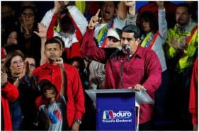 After Re-election as President, Venezuela's Maduro Faces International Condemnation