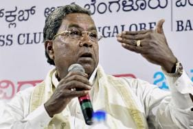 Congress MLA Anand Singh Abducted by BJP, Says Siddaramaiah Ahead of Floor Test