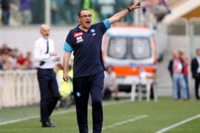Maurizio Sarri Hints At Napoli Exit Amidst Chelsea Interest