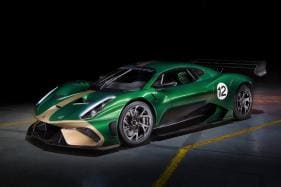 Brabham BT62 Supercar Revealed, Will Come with 700 HP V8 Engine