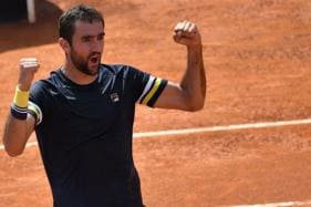 Marin Cilic Defeats Pablo Carreno to Reach Italian Open Semis
