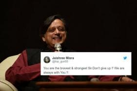 Our Favourite English Professor Shashi Tharoor is Going 'Off Twitter', But Not Without a New Word