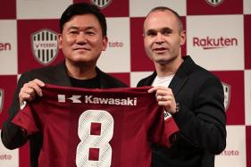 Barcelona Legend Iniesta Joins Vissel Kobe in Historic Japan Deal