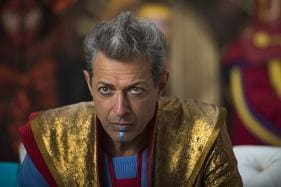 Jeff Goldblum Gets Star on Hollywood Walk of Fame