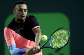 Nick Kyrgios Unapologetic About Rant at Queen's Club