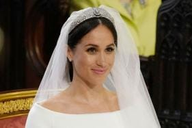 Meghan Markle Wedding Dress: The Duchess of Sussex Stuns in a Bespoke Givenchy Attire