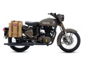 Royal Enfield Classic 500 Pegasus Edition - Detailed Image Gallery