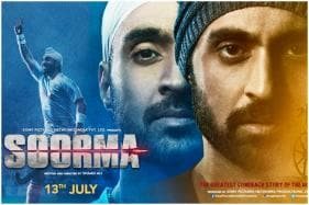 Soorma: Diljit Dosanjh Unveils New Poster of Sandeep Singh Biopic at His UK Gig