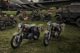 Royal Enfield Classic 500 Pegasus Limited Edition Model Unveiled, Only 250 Units to be Sold in India