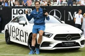Roger Federer Wins 98th ATP Title in Stuttgart Ahead of Return to No 1