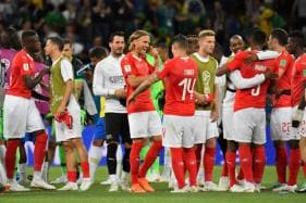 In Pics, FIFA World Cup 2018, Match 11, Brazil vs Switzerland in Rostov-On-Don