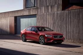 2019 Volvo S60 Premium Sedan Unveiled, Manufactured at Company's 1st Plant in the U.S.