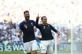 FIFA World Cup 2018: France Hero Griezmann 'Can't Wait' to Take Cup Home