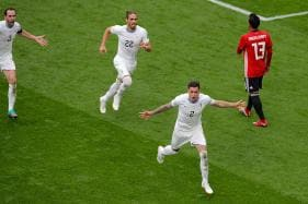 FIFA World Cup 2018: Uruguay Edge Past Egypt - Relive Gimenez's Late Strike