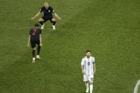 FIFA World Cup 2018: Messi and Argentina Face Early Exit After Horrid Show Against Croatia