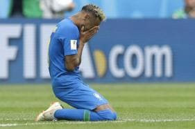 Brazil World Cup Exit 'The Saddest Moment of my Career': Neymar