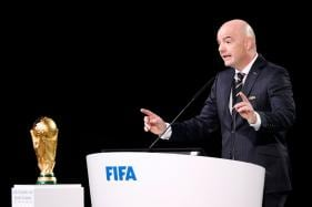 FIFA President Gianni Infantino Says Will Stand for Re-election in 2019