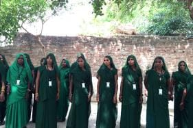 Women in Varanasi's Villages Wanted to End Gambling and Alcoholism. They Started 'Green Gang'