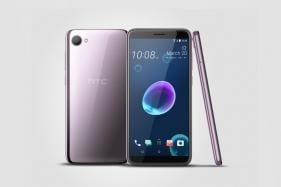 HTC Desire 12, Desire 12+ Launched With 18:9 HD+ Display Starting at Rs 15,800