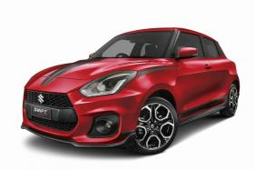 Suzuki Swift Sport Red Devil Limited Edition Revealed Ahead of Launch