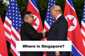 'Where Is Singapore?' Americans Are Desperately Trying to Locate Their President Donald Trump
