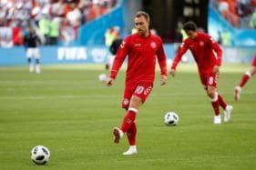 FIFA World Cup 2018: Eriksen Holds Key for Denmark Against Australia