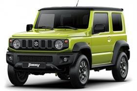 New 2019 Suzuki Jimny SUV Officially Revealed in Images