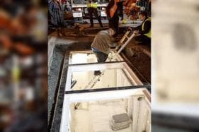 Artist Buried for Three Days Under Busy Australian Road