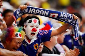 Flushed With Joy, Japan Fans Spark Toilet Frenzy During World Cup Clash