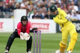 Ton-up Stoinis Stars as Australia Launch New Era With Sussex Win
