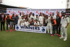 In Pics, India vs Afghanistan, One-off Test, Day 1 & 2