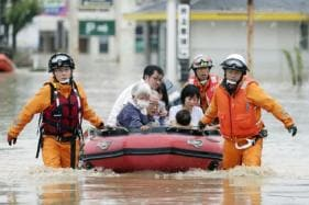 Torrential Rains Kill at Least 81 in Western Japan