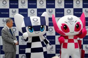 Olympics: Tokyo Unveils 'Miraitowa' and 'Someity' as 2020 Games Mascots
