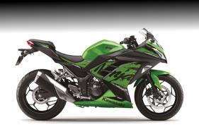 2018 Kawasaki Ninja 300 with ABS Launched in India for Rs 2.98 Lakh