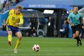 Sweden vs Switzerland, FIFA World Cup 2018 Round of 16, Highlights: As it Happened