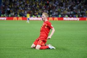 FIFA World Cup 2018: Belgium Beat Brazil - Relive the Goals