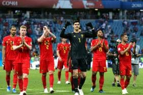 FIFA World Cup 2018: Sadness as Belgium's 'Golden Generation' Exit Show