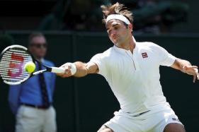 Wimbledon: Federer and Williams Cruise Into Third Round, Wozniacki Crashes Out