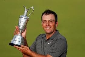 British Open: Molinari Steals Limelight to Give Italy Rare Moment of Golfing Glory