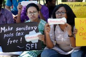 After Months of Protests, GST Council Exempts Tax on Sanitary Napkins