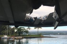 Volcanic Lava 'Bomb' Injures 23 People on Tour Boat in Hawaii