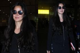 Katrina Kaif Returns to Mumbai after Celebrating Her Birthday in England
